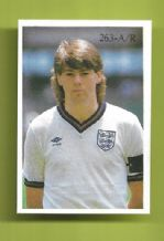 England Chris Waddle 263 AR